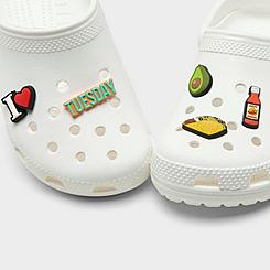 Crocs Jibbitz Taco Tuesday Charms (5-Pack)