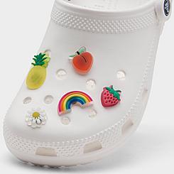 Crocs Jibbitz Translucent Fruit Charms (5-Pack)