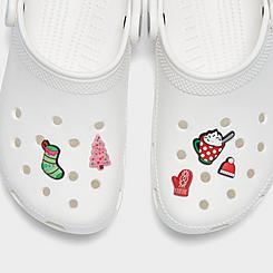 Crocs Jibbitz Happy Holidays Charms (5-Pack)