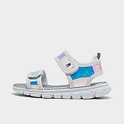 Girls' Toddler Tommy Hilfiger Shayde Hook-and-Loop Strap Sandals