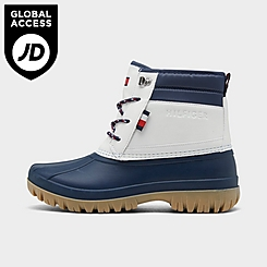 Girls' Big Kids' Tommy Hilfiger Duck Boots