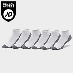 Men's Sonneti No-Show Socks (6-Pack)