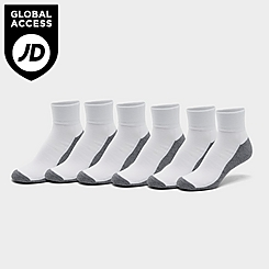 Men's Sonneti Quarter Socks (6-Pack)