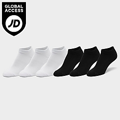 Little Kids' Sonneti Low Cut Socks (6-Pack)
