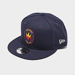 New Era Chicago Fire FC MLS 9FIFTY Snapback Hat