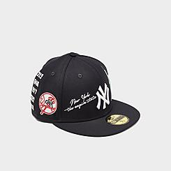 New Era 59Fifty MLB New York Yankees Icon-Area Code Fitted Hat