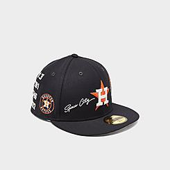 New Era Houston Astros MLB World Series City Collection 59FIFTY Fitted Hat