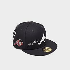 New Era Atlanta Braves MLB World Series City Collection 59FIFTY Fitted Hat