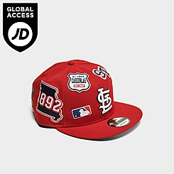 New Era St. Louis Cardinals MLB Patch 9FIFTY Snapback Hat