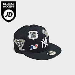 New Era New York Yankees MLB Patch 9FIFTY Snapback Hat