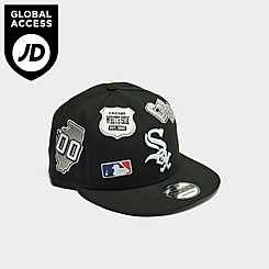 New Era Chicago White Sox MLB Patch 9FIFTY Snapback Hat