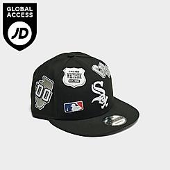 New Era Chicago White Sox MLB Patch 9FIFTY Snapback Hat