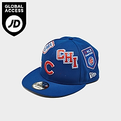 New Era Chicago Cubs MLB Patch 9FIFTY Snapback Hat