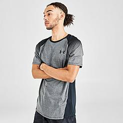 Men's Under Armour MK-1 Dash Printed T-Shirt