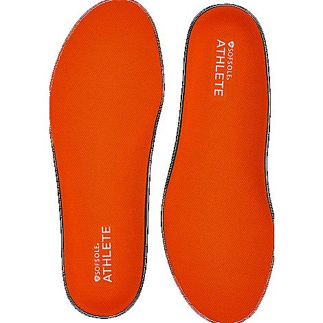 Sof Sole Women's Performance Athlete Gel Insole Size 5-7.5 in Black/None Fits women's shoe size 5-7.5 Implus® foam for superior cushioning Cut to size for an exact fit Gel pads in the heel and forefoot Neutral arch fits most Hydrologix moisture management keeps moisture at bay The Sof Sole Performance Athlete Gel Insole is imported. Get durable comfort underfoot for all of your athletic pursuits with the Women's Sof Sole Performance Athlete Gel Insole. Featuring full-length Implus® foam and Hydrologix moisture management, you'll get cushioning and breathability in one. Size: One Size. Color: Black. Gender: female. Age Group: adult. Sof Sole Women's Performance Athlete Gel Insole Size 5-7.5 in Black/None