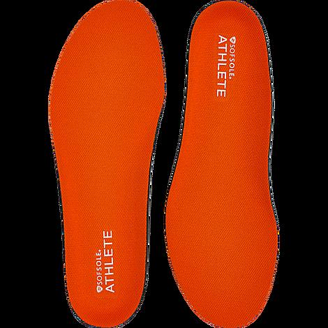 Sof Sole Men's Performance Athlete Gel Insole Size 7-8.5 in Black/None Fits men's shoe size 7-8.5 Implus® foam for superior cushioning Cut to size for an exact fit Gel pads in the heel and forefoot Neutral arch fits most Hydrologix moisture management keeps moisture at bay The Sof Sole Performance Athlete Gel Insole is imported. Get durable comfort underfoot for all of your athletic pursuits with the Men's Sof Sole Performance Athlete Gel Insole. Featuring full-length Implus® foam and Hydrologix moisture management, you'll get cushioning and breathability in one. Size: One Size. Color: Black. Gender: male. Age Group: adult. Sof Sole Men's Performance Athlete Gel Insole Size 7-8.5 in Black/None