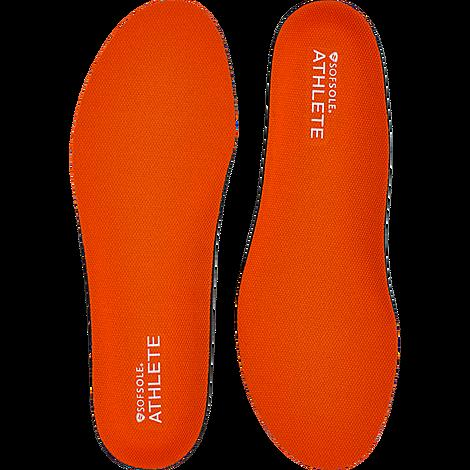 Sof Sole Men's Performance Athlete Gel Insole Size 9-10.5 in Black/None Fits men's shoe size 9-10.5 Implus® foam for superior cushioning Cut to size for an exact fit Gel pads in the heel and forefoot Neutral arch fits most Hydrologix moisture management keeps moisture at bay The Sof Sole Performance Athlete Gel Insole is imported. Get durable comfort underfoot for all of your athletic pursuits with the Men's Sof Sole Performance Athlete Gel Insole. Featuring full-length Implus® foam and Hydrologix moisture management, you'll get cushioning and breathability in one. Size: One Size. Color: Black. Gender: male. Age Group: adult. Sof Sole Men's Performance Athlete Gel Insole Size 9-10.5 in Black/None