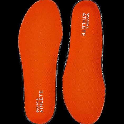 Sof Sole Men's Performance Athlete Gel Insole Size 11-12.5 in Black/None Fits men's shoe size 11-12.5 Implus® foam for superior cushioning Cut to size for an exact fit Gel pads in the heel and forefoot Neutral arch fits most Hydrologix moisture management keeps moisture at bay The Sof Sole Performance Athlete Gel Insole is imported. Get durable comfort underfoot for all of your athletic pursuits with the Men's Sof Sole Performance Athlete Gel Insole. Featuring full-length Implus® foam and Hydrologix moisture management, you'll get cushioning and breathability in one. Size: One Size. Color: Black. Gender: male. Age Group: adult. Sof Sole Men's Performance Athlete Gel Insole Size 11-12.5 in Black/None
