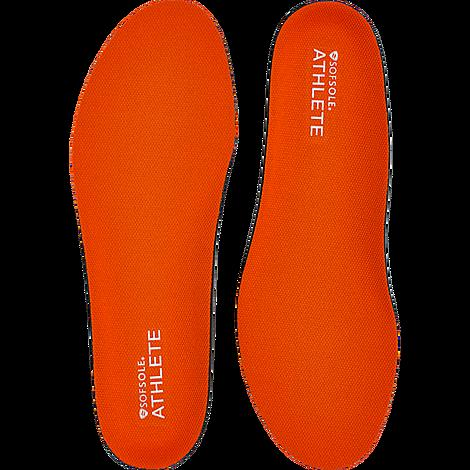 Sof Sole Men's Performance Athlete Gel Insole Size 13-14 in Black/None Fits men's shoe size 13-14 Implus® foam for superior cushioning Cut to size for an exact fit Gel pads in the heel and forefoot Neutral arch fits most Hydrologix moisture management keeps moisture at bay The Sof Sole Performance Athlete Gel Insole is imported. Get durable comfort underfoot for all of your athletic pursuits with the Men's Sof Sole Performance Athlete Gel Insole. Featuring full-length Implus® foam and Hydrologix moisture management, you'll get cushioning and breathability in one. Size: One Size. Color: Black. Gender: male. Age Group: adult. Sof Sole Men's Performance Athlete Gel Insole Size 13-14 in Black/None