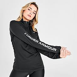 Women's Under Armour Tech Twist Half-Zip Training Top