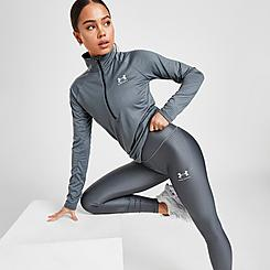 Women's Under Armour Tech Grid Print Leggings