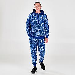 Men's Under Armour Rival Fleece Cloud Dye Jogger Pants