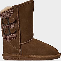 Girls' Little Kids' Bearpaw Boshie Casual Boots