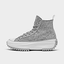 Women's Converse Run Star Hike Platform High Top Sneaker Boots