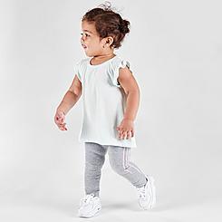 Girls' Infant Nike Tunic Top and Leggings Set