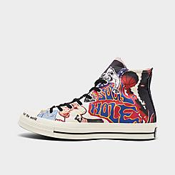 Converse Beat The World Chuck 70 High Top Casual Shoes