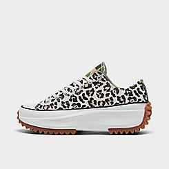 Unisex Converse All Star Run Star Hike Platform Low Top Sneaker Boots (Men's Sizing)