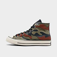 Converse Chuck Taylor 70 Hybrid Camo High Top Casual Shoes