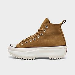 Converse Run Star Hike Waterproof Nubuck High Top Sneaker Boots