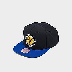 Mitchell & Ness Golden State Warriors NBA 2 Tone Classic HWC Snapback Hat