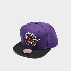 Mitchell & Ness Toronto Raptors 2 Tone Classic HWC Snapback Hat