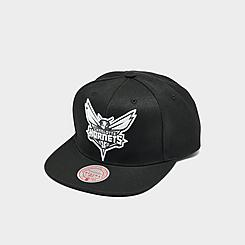 Mitchell & Ness Charlotte Hornets NBA XL BWG Snapback Hat
