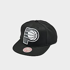 Mitchell & Ness Indiana Pacers NBA XL BWG Snapback Hat