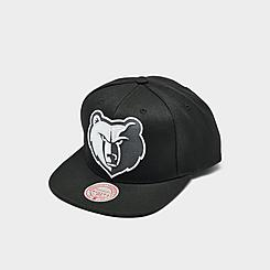 Mitchell & Ness Memphis Grizzlies NBA XL BWG Snapback Hat