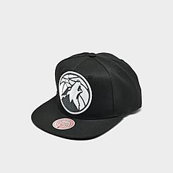 Mitchell & Ness Minnesota Timberwolves NBA XL BWG Snapback Hat