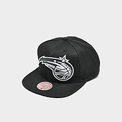Mitchell & Ness Orlando Magic NBA XL BWG Snapback Hat