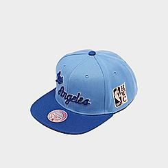 Mitchell & Ness Los Angeles Lakers NBA Patch N Go HWC Snapback Hat