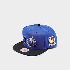 Mitchell & Ness Orlando Magic NBA Patch N Go HWC Snapback Hat