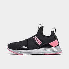 Women's Puma Radiate Mid Pearl Casual Training Shoes