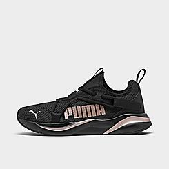 Girls' Big Kids' Puma Softride Rift Pop Training Shoes