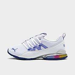 Women's Puma Riaze Prowl Rainbow Fresh Casual Training Shoes