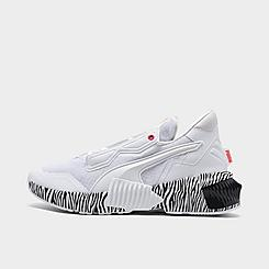 Women's Puma Provoke XT Zebra Casual Training Shoes