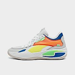 Puma Court Rider Two-Fold Basketball Shoes