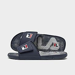 Men's Fila Massaggio Slide Sandals