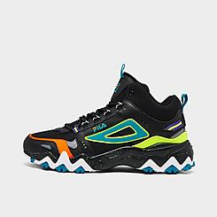 Men's Fila Oakmont TR Mid Trail Running Shoes