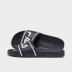 Men's Fila Sleek Slide Sandals
